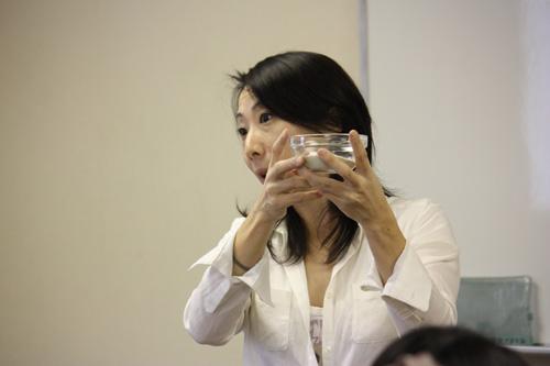 クレイソムリエ講座 実習写真